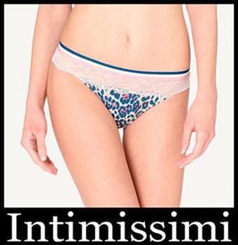 Underwear Intimissimi Panties 2019 Spring Summer 22