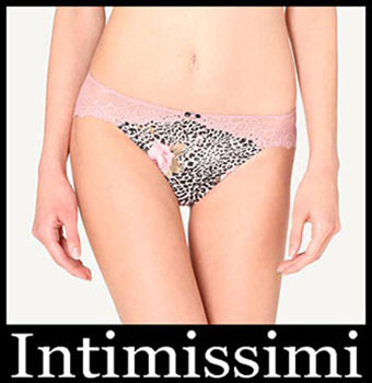 Underwear Intimissimi Panties 2019 Spring Summer 50