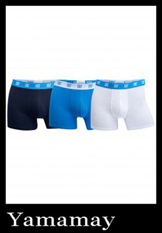 Underwear Yamamay Boxers 2019 Men's Summer Style 5