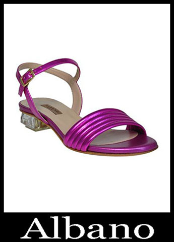 Albano Shoes 2019 New Arrivals Women's Accessories 29