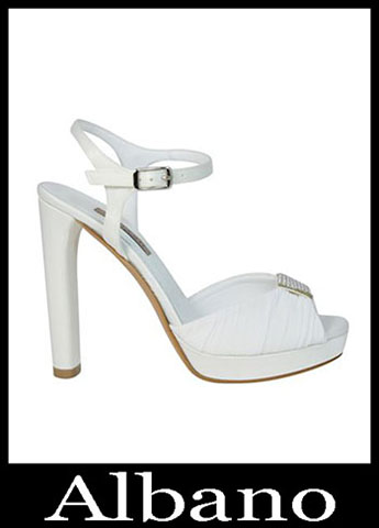 Albano Wedding Shoes 2019 New Arrivals Bridal Look 10