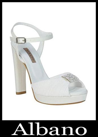 Albano Wedding Shoes 2019 New Arrivals Bridal Look 11
