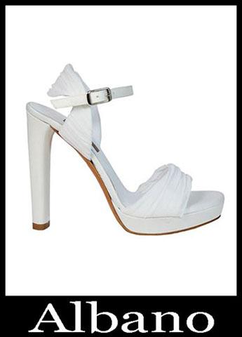 Albano Wedding Shoes 2019 New Arrivals Bridal Look 12