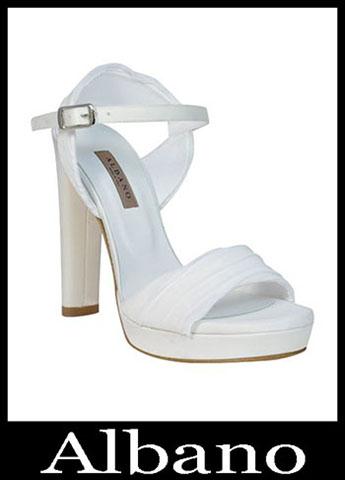 Albano Wedding Shoes 2019 New Arrivals Bridal Look 13
