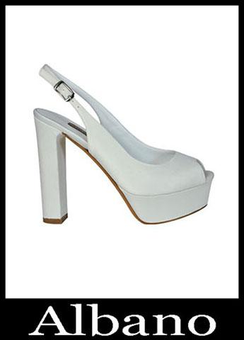 Albano Wedding Shoes 2019 New Arrivals Bridal Look 14