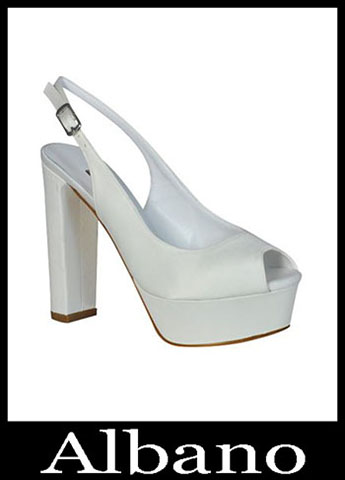 Albano Wedding Shoes 2019 New Arrivals Bridal Look 15