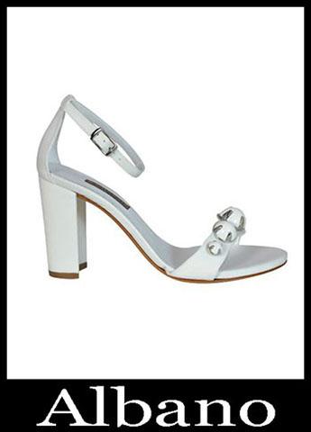 Albano Wedding Shoes 2019 New Arrivals Bridal Look 17