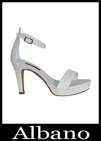Albano Wedding Shoes 2019 New Arrivals Bridal Look 19