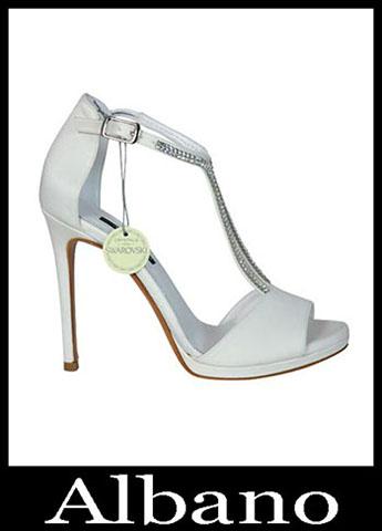 Albano Wedding Shoes 2019 New Arrivals Bridal Look 2