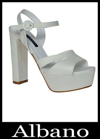 Albano Wedding Shoes 2019 New Arrivals Bridal Look 22