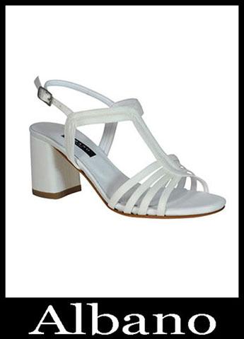 Albano Wedding Shoes 2019 New Arrivals Bridal Look 24