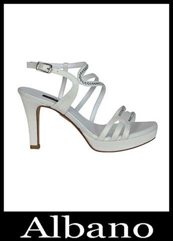 Albano Wedding Shoes 2019 New Arrivals Bridal Look 25