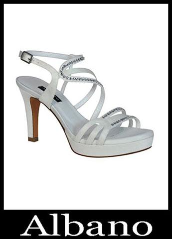 Albano Wedding Shoes 2019 New Arrivals Bridal Look 26