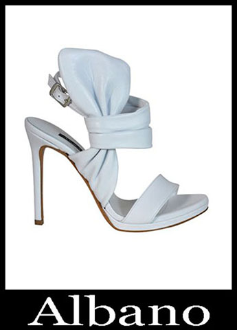 Albano Wedding Shoes 2019 New Arrivals Bridal Look 27