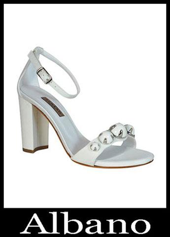 Albano Wedding Shoes 2019 New Arrivals Bridal Look 28