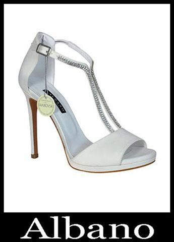 Albano Wedding Shoes 2019 New Arrivals Bridal Look 3
