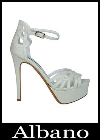 Albano Wedding Shoes 2019 New Arrivals Bridal Look 30