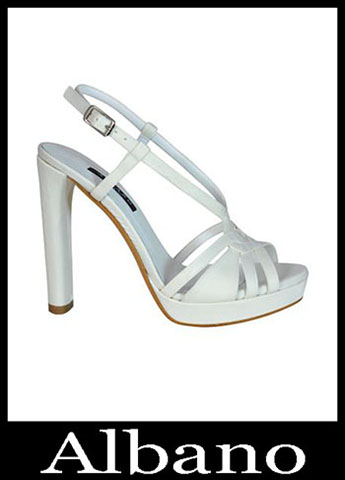 Albano Wedding Shoes 2019 New Arrivals Bridal Look 31