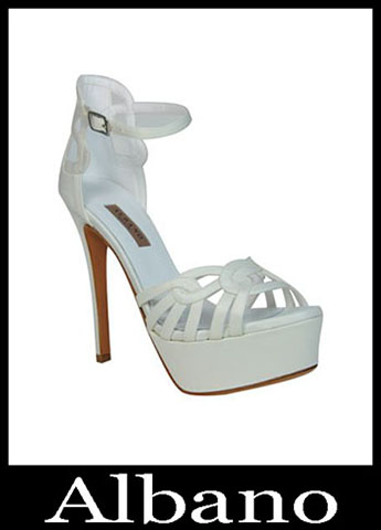 Albano Wedding Shoes 2019 New Arrivals Bridal Look 33