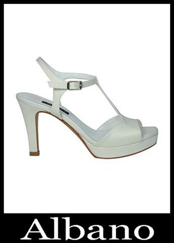 Albano Wedding Shoes 2019 New Arrivals Bridal Look 34