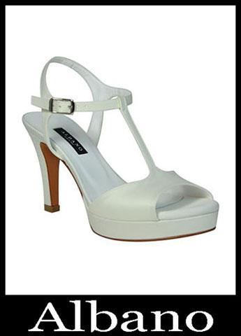 Albano Wedding Shoes 2019 New Arrivals Bridal Look 35