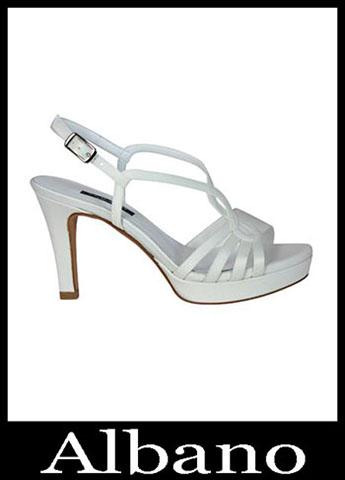 Albano Wedding Shoes 2019 New Arrivals Bridal Look 36
