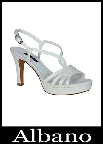Albano Wedding Shoes 2019 New Arrivals Bridal Look 37