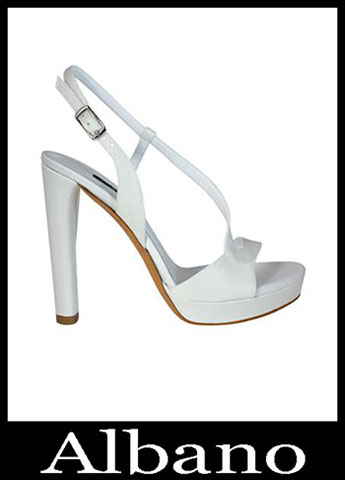 Albano Wedding Shoes 2019 New Arrivals Bridal Look 38