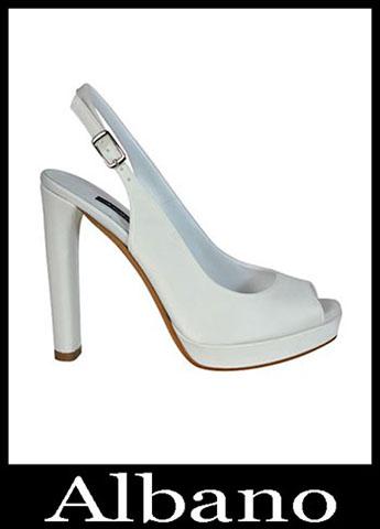 Albano Wedding Shoes 2019 New Arrivals Bridal Look 6