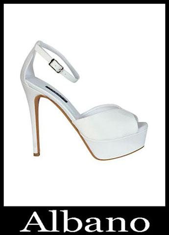 Albano Wedding Shoes 2019 New Arrivals Bridal Look 8