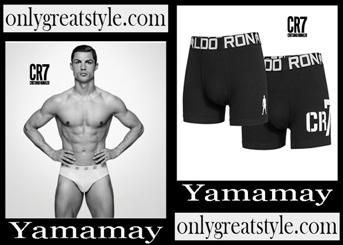 Cristiano Ronaldo Yamamay CR7 Underwear 2019 Men