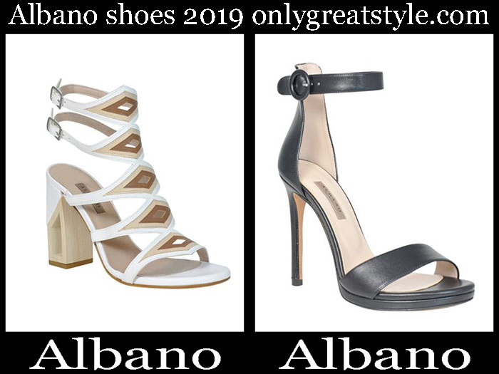 New Arrivals Albano Shoes 2019 Women's