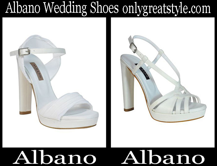 New Arrivals Albano Wedding Shoes 2019