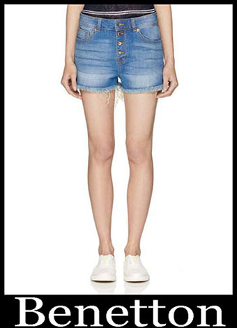 New Arrivals Benetton Jeans 2019 Womens Summer 22