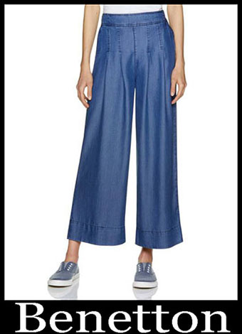 New Arrivals Benetton Jeans 2019 Womens Summer 26