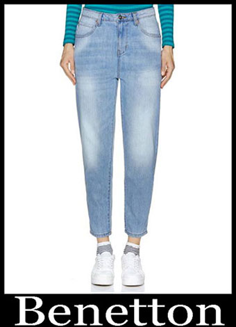 New Arrivals Benetton Jeans 2019 Womens Summer 3