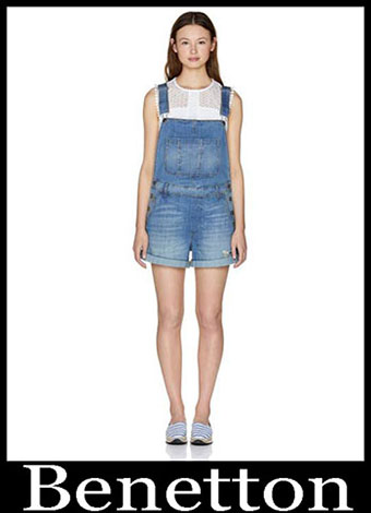New Arrivals Benetton Jeans 2019 Womens Summer 4