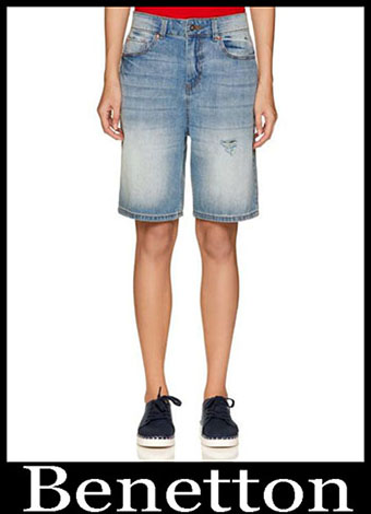 New Arrivals Benetton Jeans 2019 Womens Summer 5