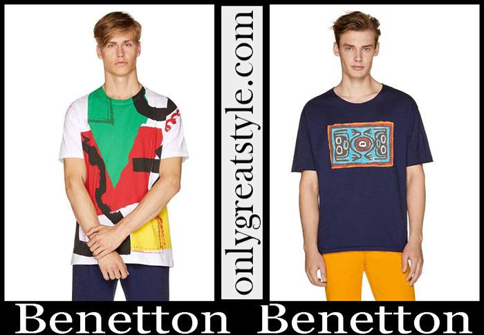 New Arrivals Benetton Spring Summer 2019 T Shirts