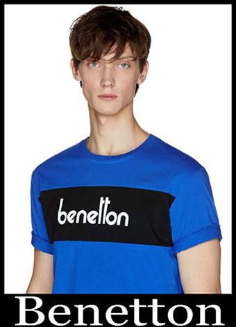 New Arrivals Benetton T Shirts 2019 Summer Mens Look 11