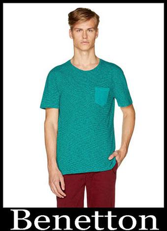 New Arrivals Benetton T Shirts 2019 Summer Mens Look 12