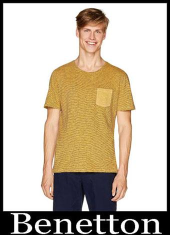 New Arrivals Benetton T Shirts 2019 Summer Mens Look 13