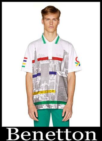 New Arrivals Benetton T Shirts 2019 Summer Mens Look 18