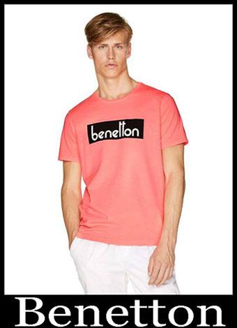 New Arrivals Benetton T Shirts 2019 Summer Mens Look 21