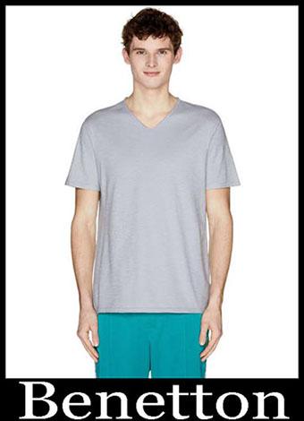 New Arrivals Benetton T Shirts 2019 Summer Mens Look 31