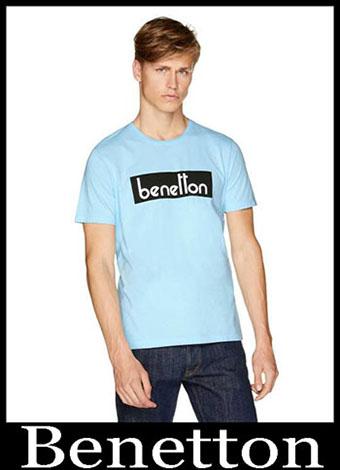 New Arrivals Benetton T Shirts 2019 Summer Mens Look 32
