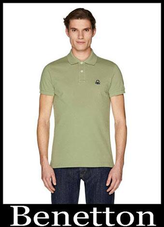 New Arrivals Benetton T Shirts 2019 Summer Mens Look 6