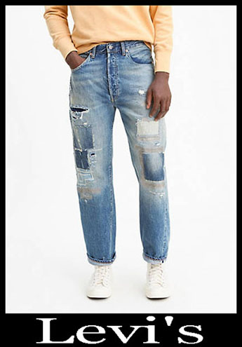New Arrivals Levis Jeans 2019 Spring Summer Mens Look 5