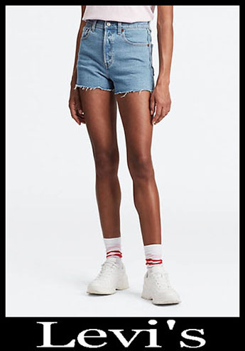 New Arrivals Levis Shorts 2019 Spring Summer Womens 10