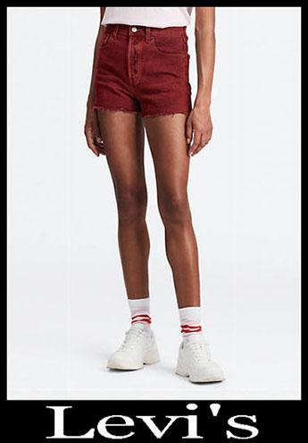 New Arrivals Levis Shorts 2019 Spring Summer Womens 13